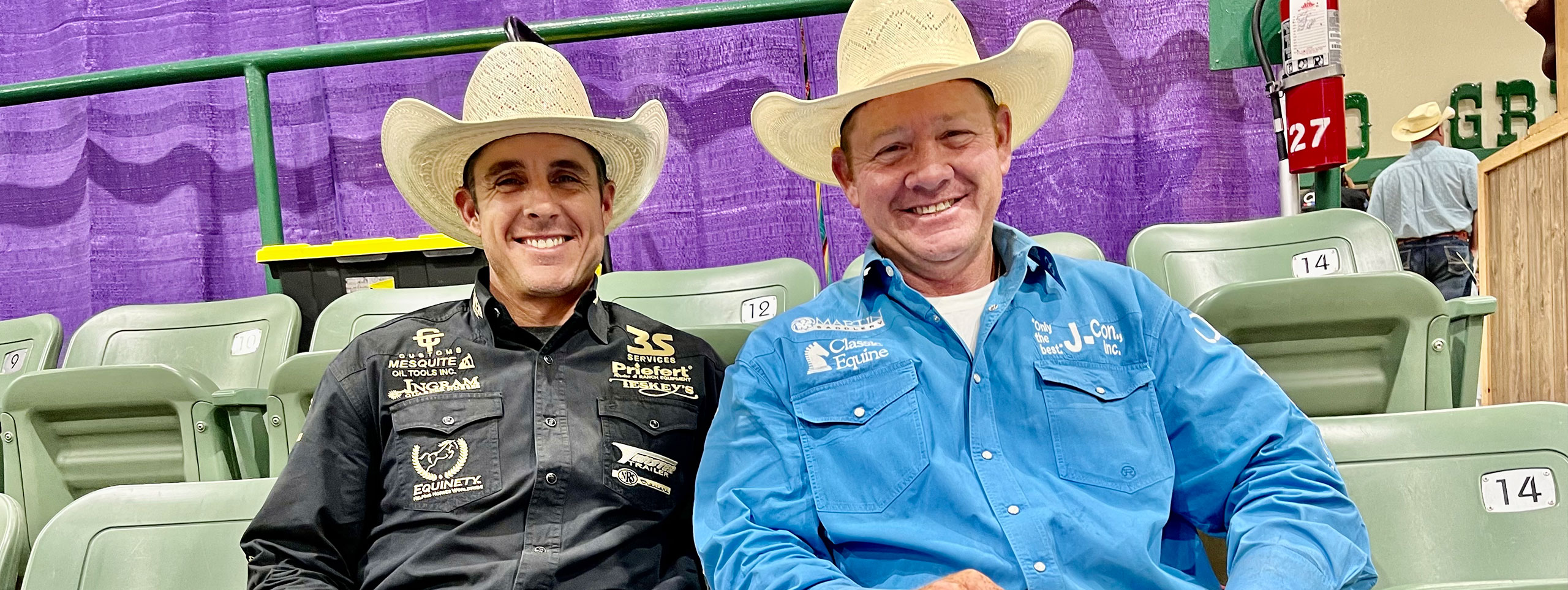 Past BFI Champs Patrick Smith and Kory Koontz Are Here for the Money at Reno Open